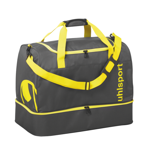 Uhlsport Essential 2.0 Players Bag - Jaune & Anthracite