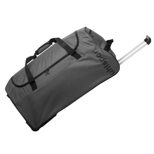 Uhlsport Essential 2.0 Travel Trolley - Noir & Anthracite