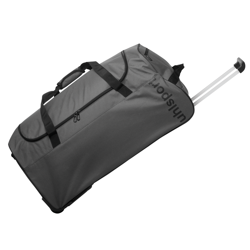 Uhlsport Essential 2.0 Travel Trolley - Noir & Anthracite