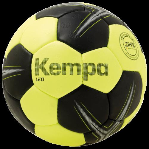 Kempa Leo Basic Profile - Jaune & Noir