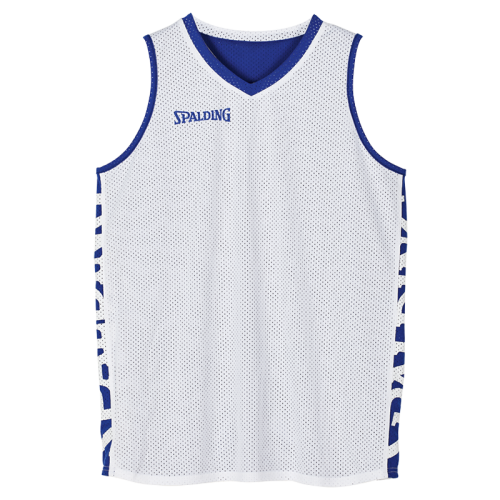 Spalding Essential Maillot Réversible - Royal & Blanc