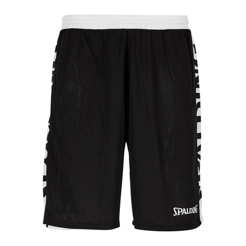 Spalding Essential Short Reversible - Noir & Blanc