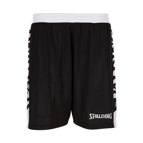 Spalding Essential Short Reversible 4HER  - Noir & Blanc
