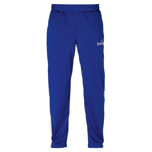 Spalding Team Warm Up Pants - Royal & Blanc