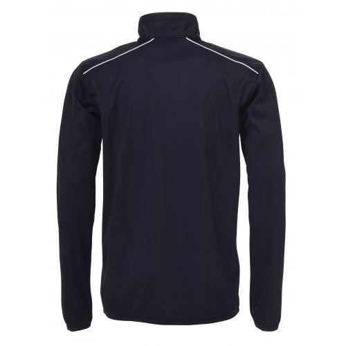 BLK Tracksuit Jacket - Marine & Blanc