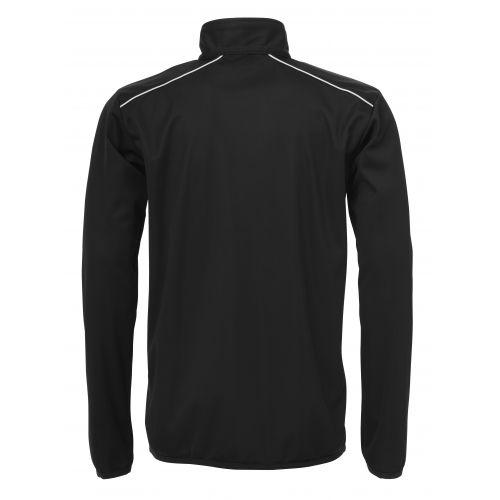 BLK Tracksuit Jacket - Noir & Blanc