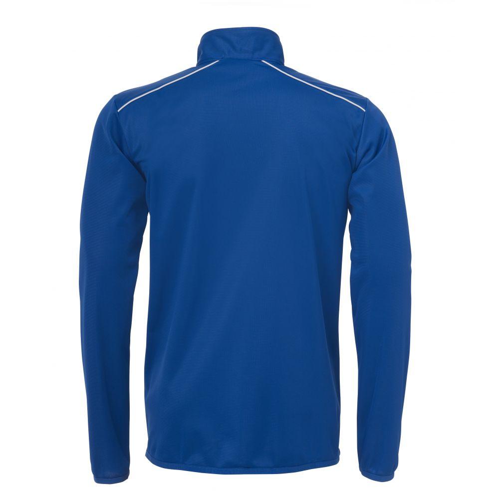BLK Tracksuit Jacket - Azur & Blanc