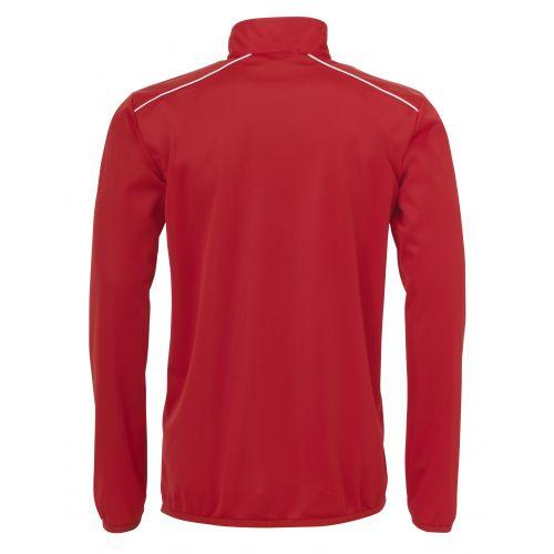 BLK Tracksuit Jacket - Rouge & Blanc