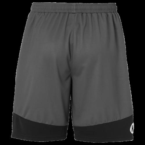 Kempa Emotion 2.0 Shorts - Gris & Noir