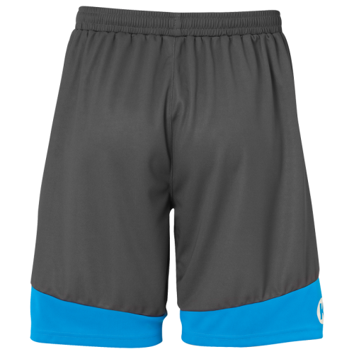 Kempa Emotion 2.0 Shorts - Gris & Bleu