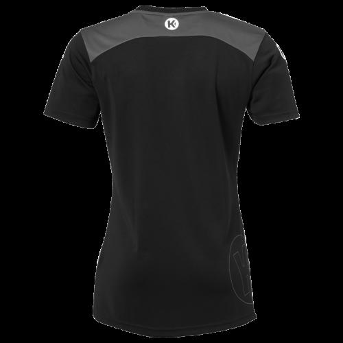 Kempa Emotion 2.0 Femme Shirt - Noir & Gris