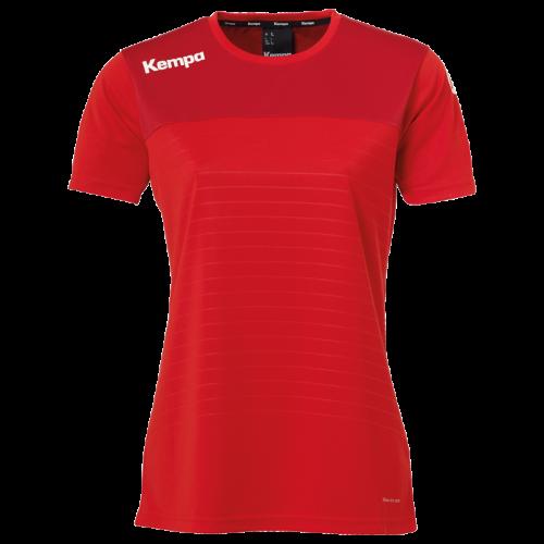 Kempa Emotion 2.0 Femme Shirt - Rouge