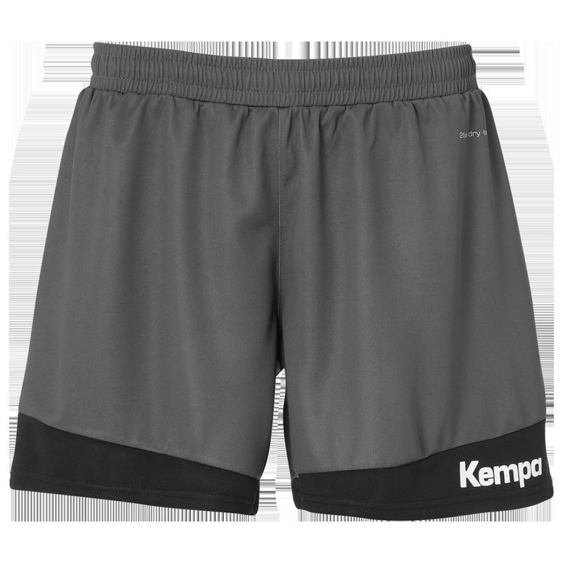 2 Shorts Kempa Emotion Femme Noir 0 Grisamp; 45AjqRLc3