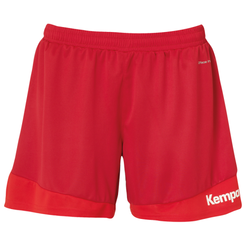 Kempa Emotion 2.0 Femme Shorts - Rouge