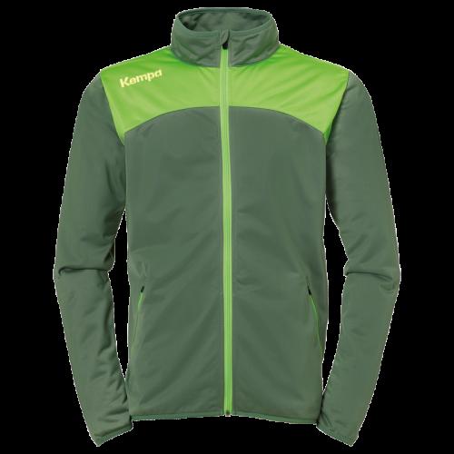 Kempa Emotion 2.0 Poly Jacket - Vert