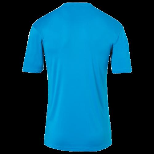 Kempa Emotion 2.0 Poly Shirt - Bleu & Gris