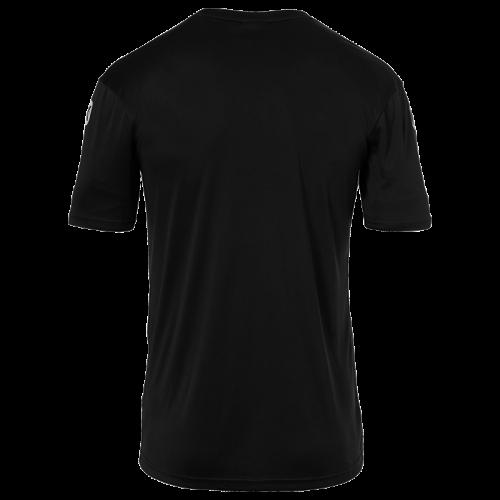 Kempa Emotion 2.0 Poly Shirt - Noir & Gris