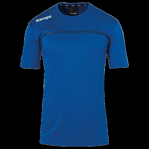Kempa Emotion 2.0 Poly Shirt - Royal & Marine