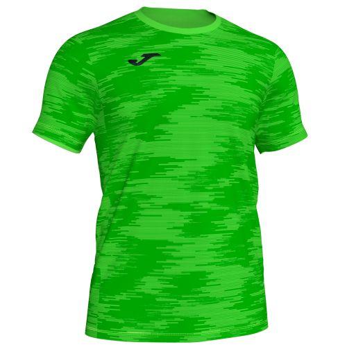 Joma Grafity Shirt - Vert