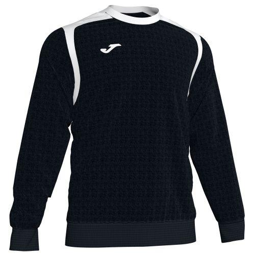 Joma Champion V Sweatshirt - Noir & Blanc