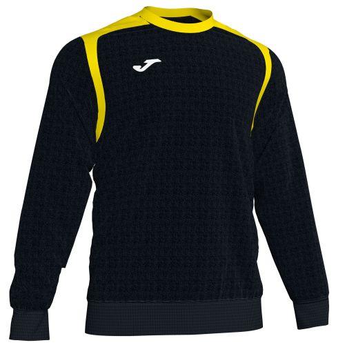 Joma Champion V Sweatshirt - Noir & Jaune