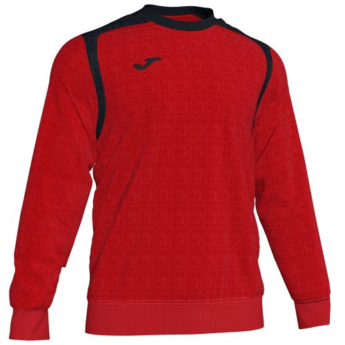 Joma Champion V Sweatshirt - Rouge & Noir