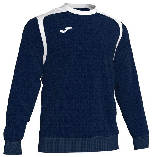 Joma Champion V Sweatshirt - Marine & Blanc