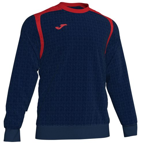 Joma Champion V Sweatshirt - Marine & Rouge