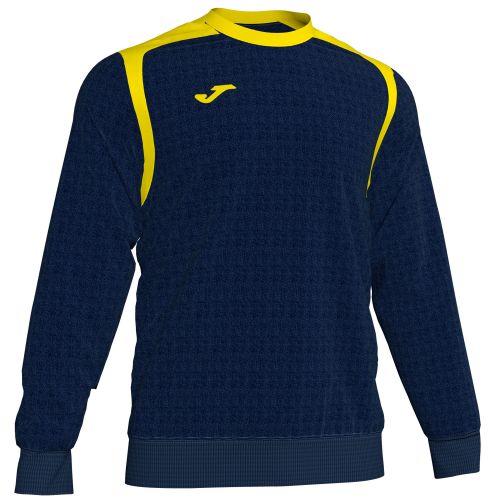 Joma Champion V Sweatshirt - Marine & Jaune