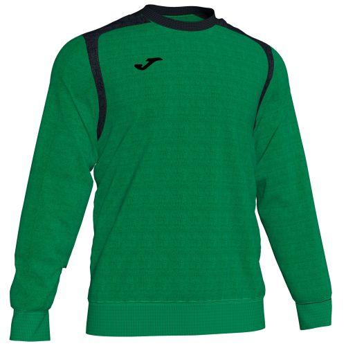 Joma Champion V Sweatshirt - Vert & Noir