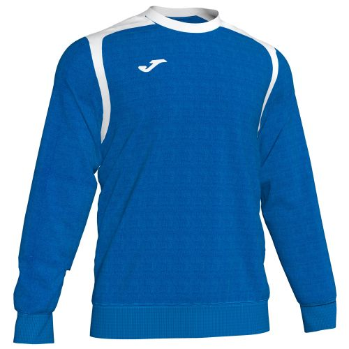 Joma Champion V Sweatshirt - Royal & Blanc