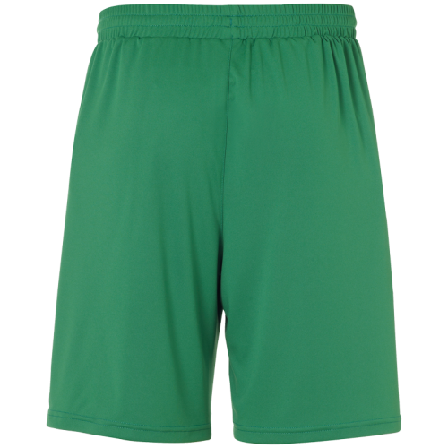 Uhlsport Center Basic Shorts - Vert & Blanc