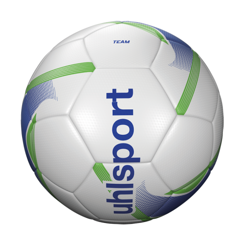 Uhlsport Team T4 - Blanc, Bleu & Vert