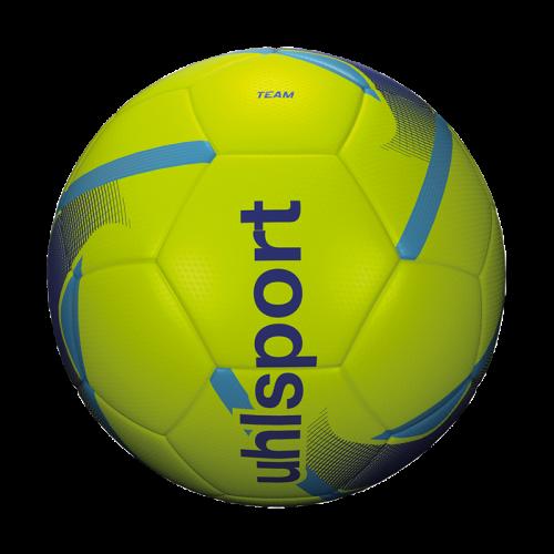 Uhlsport Team T4 - Jaune Fluo & Bleu