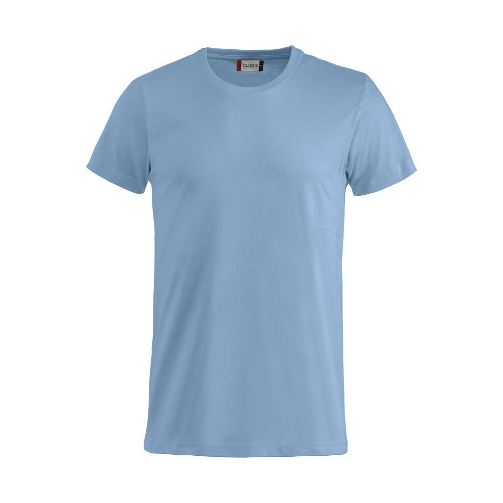 T-shirt Basic - Bleu Clair