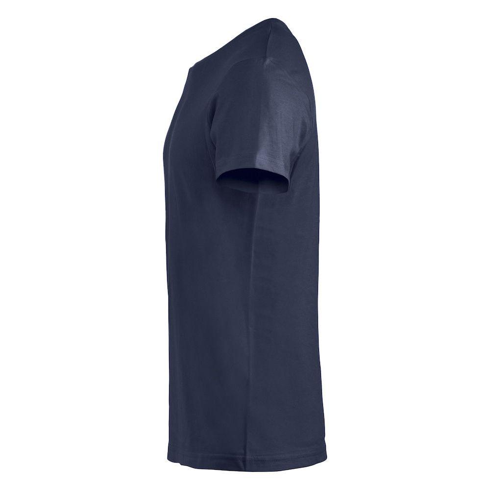 T-shirt Basic - Bleu Marine