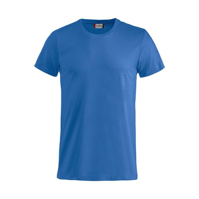 T-shirt Basic - Bleu Royal