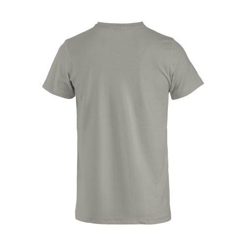 T-shirt Basic - Gris Argent
