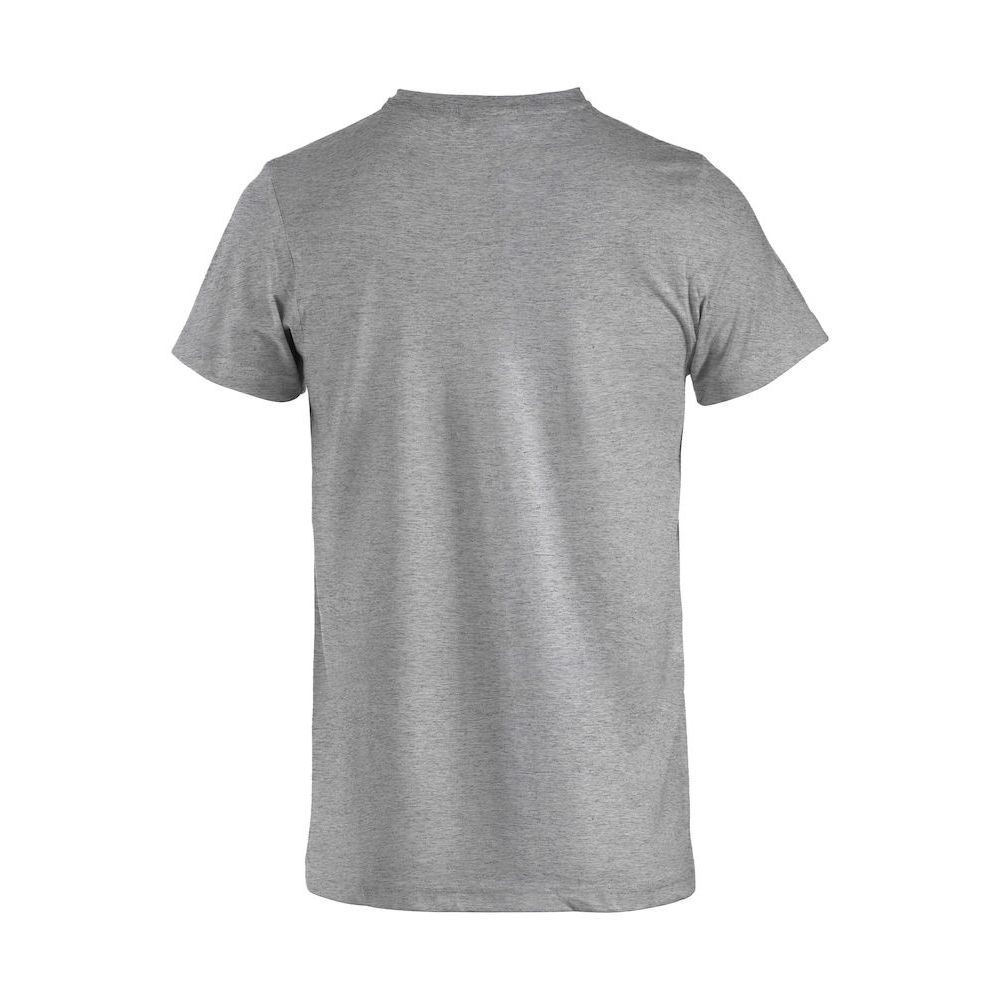 T-shirt Basic - Gris Chiné