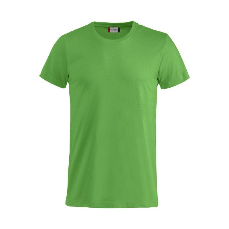 T-shirt Basic - Vert Pomme