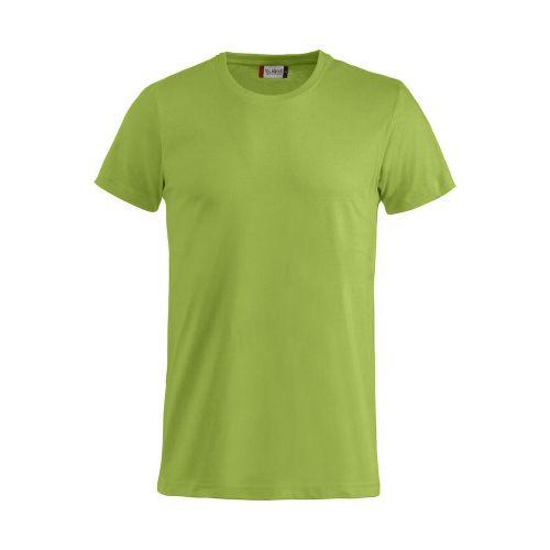 T-shirt Basic - Vert Clair