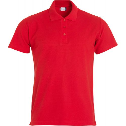 Polo Basic - Rouge
