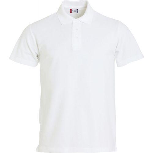 Polo Basic - Blanc