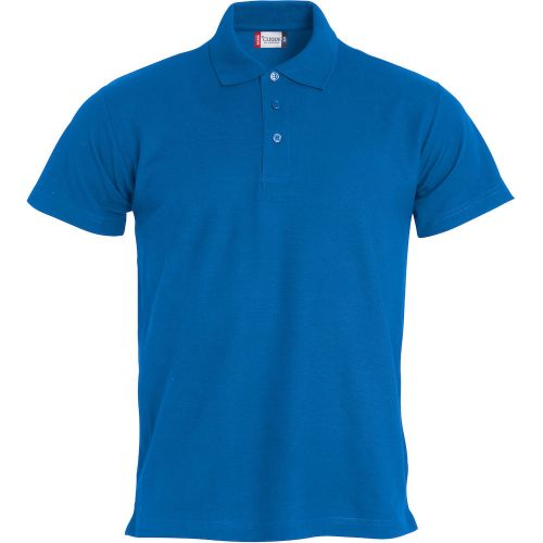 Polo Basic - Bleu Royal