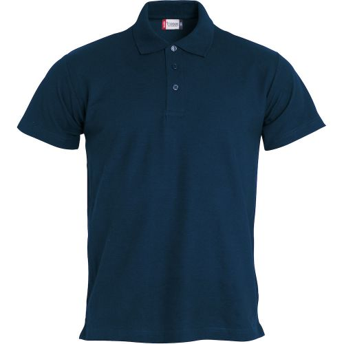 Polo Basic - Bleu Marine