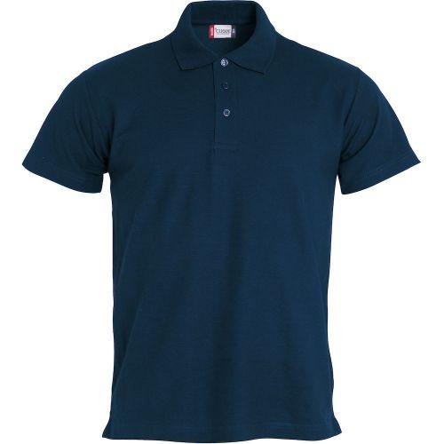 Polo Basic - Bleu Marine