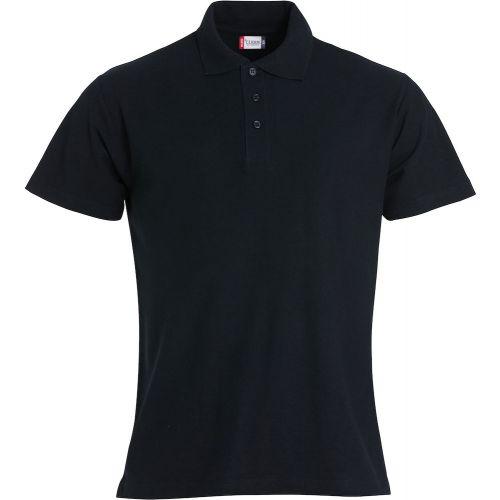 Polo Basic - Noir