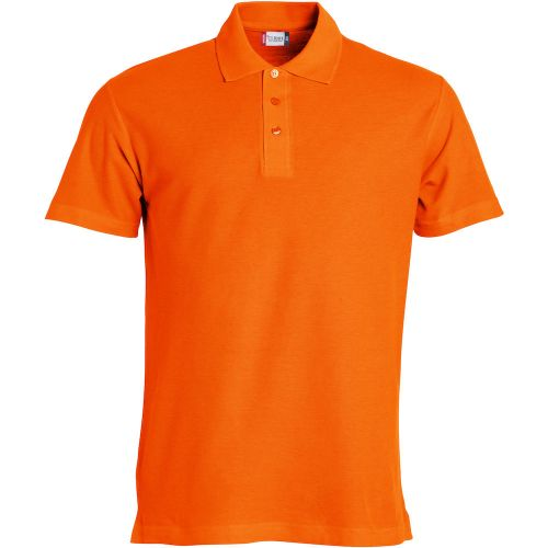 Polo Basic - Orange