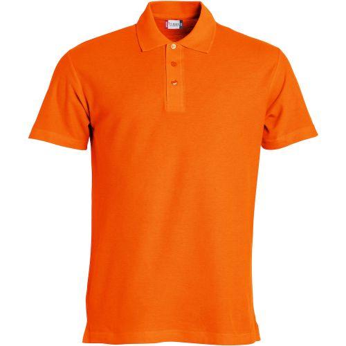 Polo Basic - Orange