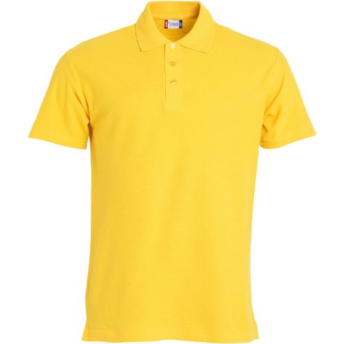 Polo Basic - Jaune